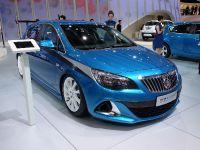 Buick GS Range Shanghai 2013