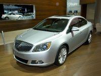 Buick Verano Detroit 2011