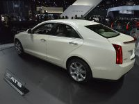 Cadillac ATS Los Angeles 2012