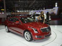 Cadillac ATS Paris 2012