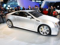 Cadillac CTS Coupe Detroit 2008