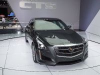 Cadillac CTS New York 2013