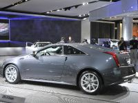 Cadillac CTS-V Coupe Detroit 2010