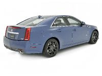 Cadillac CTS-V Stealth Blue