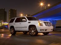Cadillac Escalade Adds FlexFuel