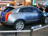 Cadillac Provoq Concept Detroit 2008