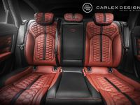 Carlex Design Audi A6 Honeycomb Interior