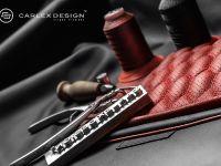 Carlex Design Audi A6 Honeycomb Interior