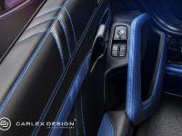 Carlex Design Porsche 911 Blue Electric