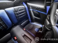 Carlex Design Porsche 911 Blue Electric