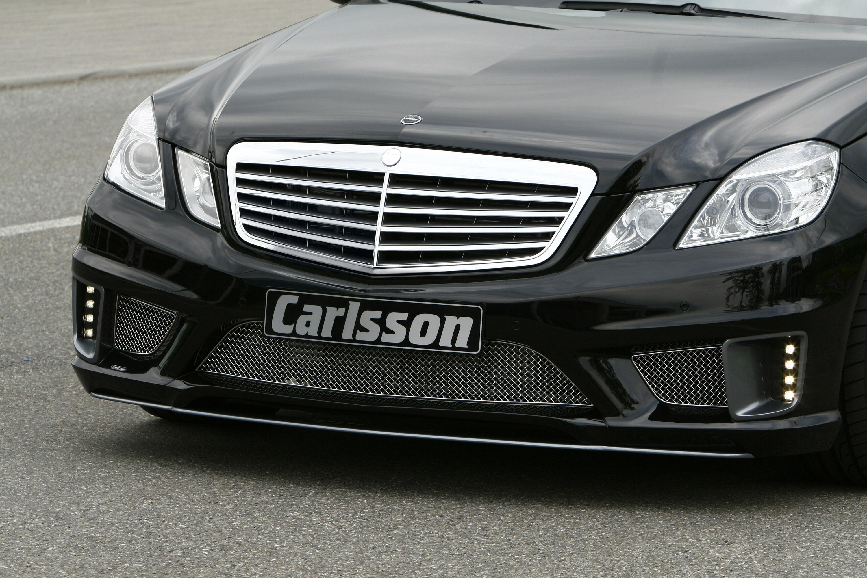 Mercedes-Benz E-класс Карлссон: мировая премьера на Tuning World Bodensee - фотография №8