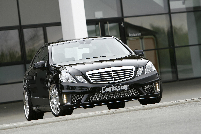Mercedes-Benz E-класс Карлссон: мировая премьера на Tuning World Bodensee - фотография №10