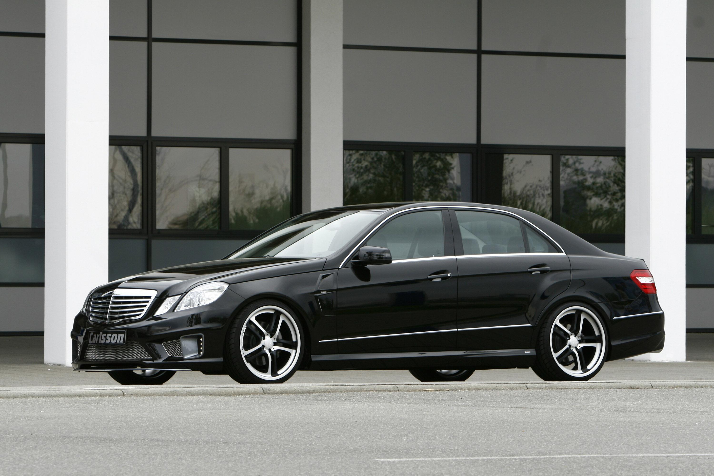 Mercedes-Benz E-класс Карлссон: мировая премьера на Tuning World Bodensee - фотография №14