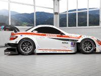 Carlsson Mercedes-Benz SLK Race Car