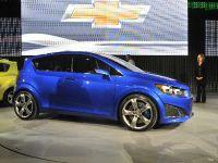 Chevrolet Aveo RS show car Detroit 2010