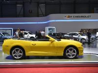 Chevrolet Camaro Geneva 2013