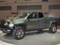 Chevrolet Colorado ZR2 Concept Chicago 2015
