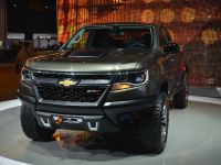 Chevrolet Colorado ZR2 concept Detroit 2015