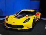Chevrolet Corvette C7.R race car Detroit 2014