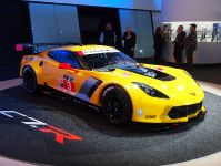 Chevrolet Corvette C7.R race car Detroit 2014