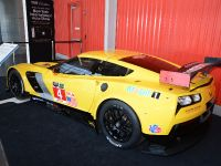Chevrolet Corvette C7.R Race Car New York 2014