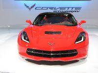 Chevrolet Corvette Stingray Chicago 2013