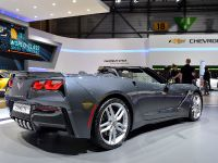 Chevrolet Corvette Stingray Convertible Geneva 2014