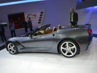 Chevrolet Corvette Stingray Geneva 2013