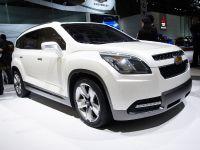 Chevrolet Orlando Geneva 2010