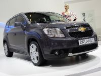 Chevrolet Orlando Paris 2010