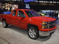 Chevrolet Silverado 1500 Custom Chicago 2015