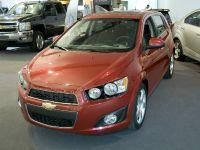 Chevrolet Sonic Detroit 2011