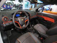 Chevrolet Sonic LTZ Turbo Detroit 2013