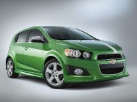 Chevrolet Sonic Performance Concept