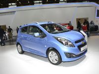 Chevrolet Spark Paris 2012