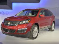 Chevrolet Traverse New York 2012
