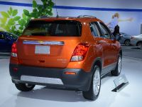 Chevrolet Trax New York 2014