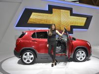 Chevrolet Trax Paris 2012