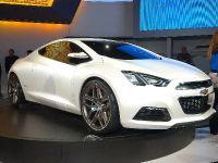 Chevrolet Tru 140S concept Detroit 2012