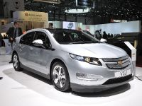 Chevrolet Volt Geneva 2011