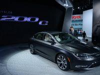 Chrysler 200 C Detroit 2014