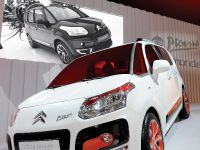 Citroen C3 Picasso at the Paris motor show