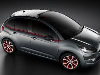 Citroen C3 Red Block