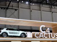 Citroen C4 Cactus Geneva 2014