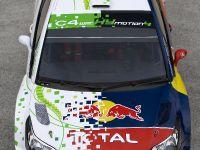 Citroen C4 WRC HYmotion4
