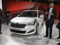 Citroen C4L Paris 2012