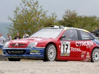 Colin McRae in the 2003 Citroen Xsara WRC