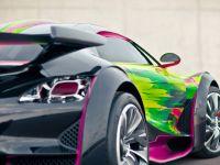 Citroen Survolt Concept Art Car