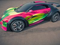 Citroen Survolt Concept Art Car