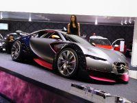 Citroen Survolt Concept Geneva 2010